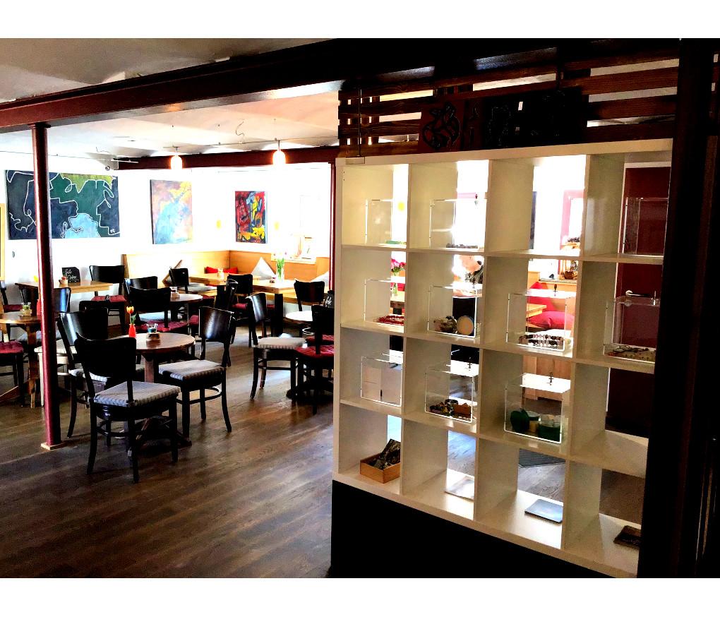 Kunstcafé in Nassau