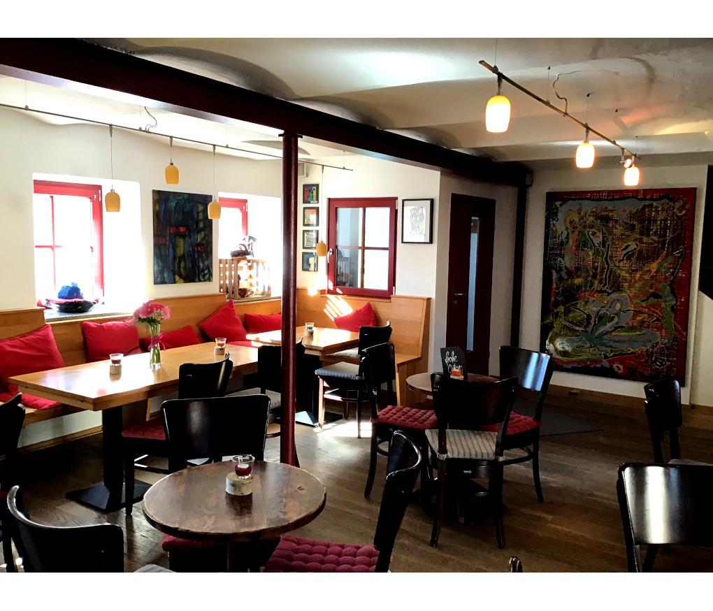 Kunstcafe in Nassau