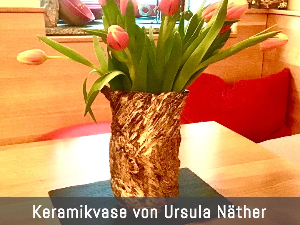 Keramik von Ursula Näther