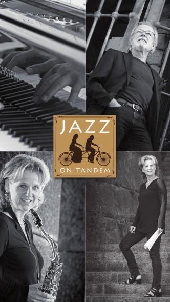 Jazz on Tandem spielt in Nassau