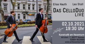 Cello Duo in Nassau